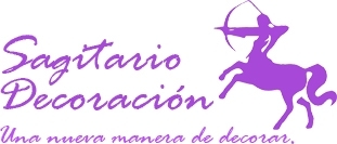 Sagitario Decoracion